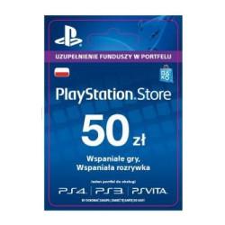 Sony PSN 50PLN