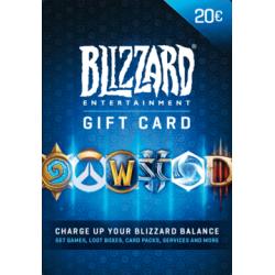 Blizzard Battle.net 20€