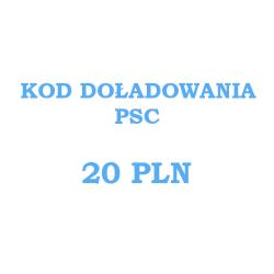 KOD PSC 20 PLN
