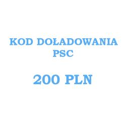 KOD PSC 200 PLN