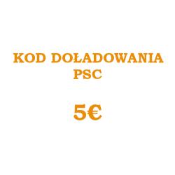 PSC CODE 5 EUR