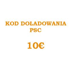 PSC CODE 10 EUR