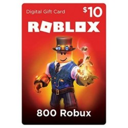 ROBLOX GiftCard 10 USD
